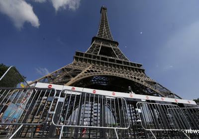 Une Tour Eiffel Noir-Jaune-Rouge pendant l'Euro ? C'est possible grâce à vous !