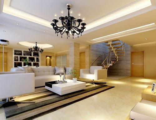 đèn led cho phòng khách