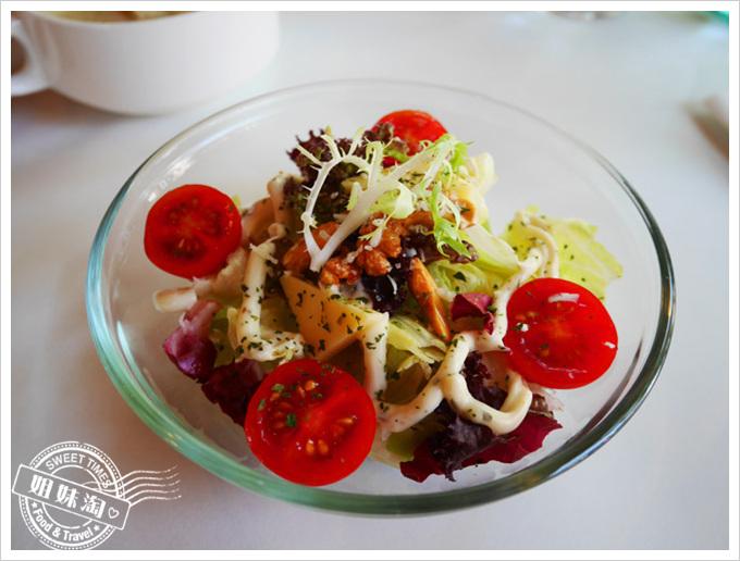 皮蔻莉義大利小館菜單堅果起司沙拉