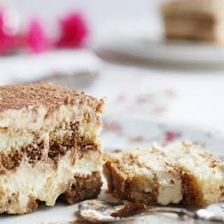 Savoiardi Desserts Recipes.