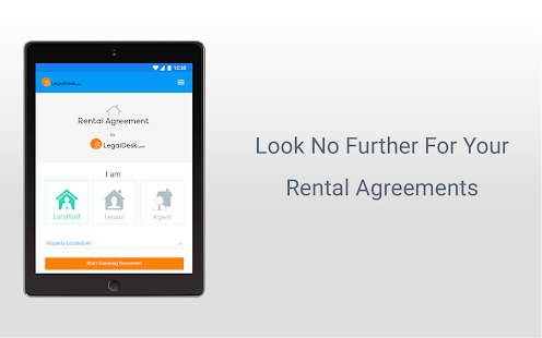 Rental Agreement- screenshot thumbnail