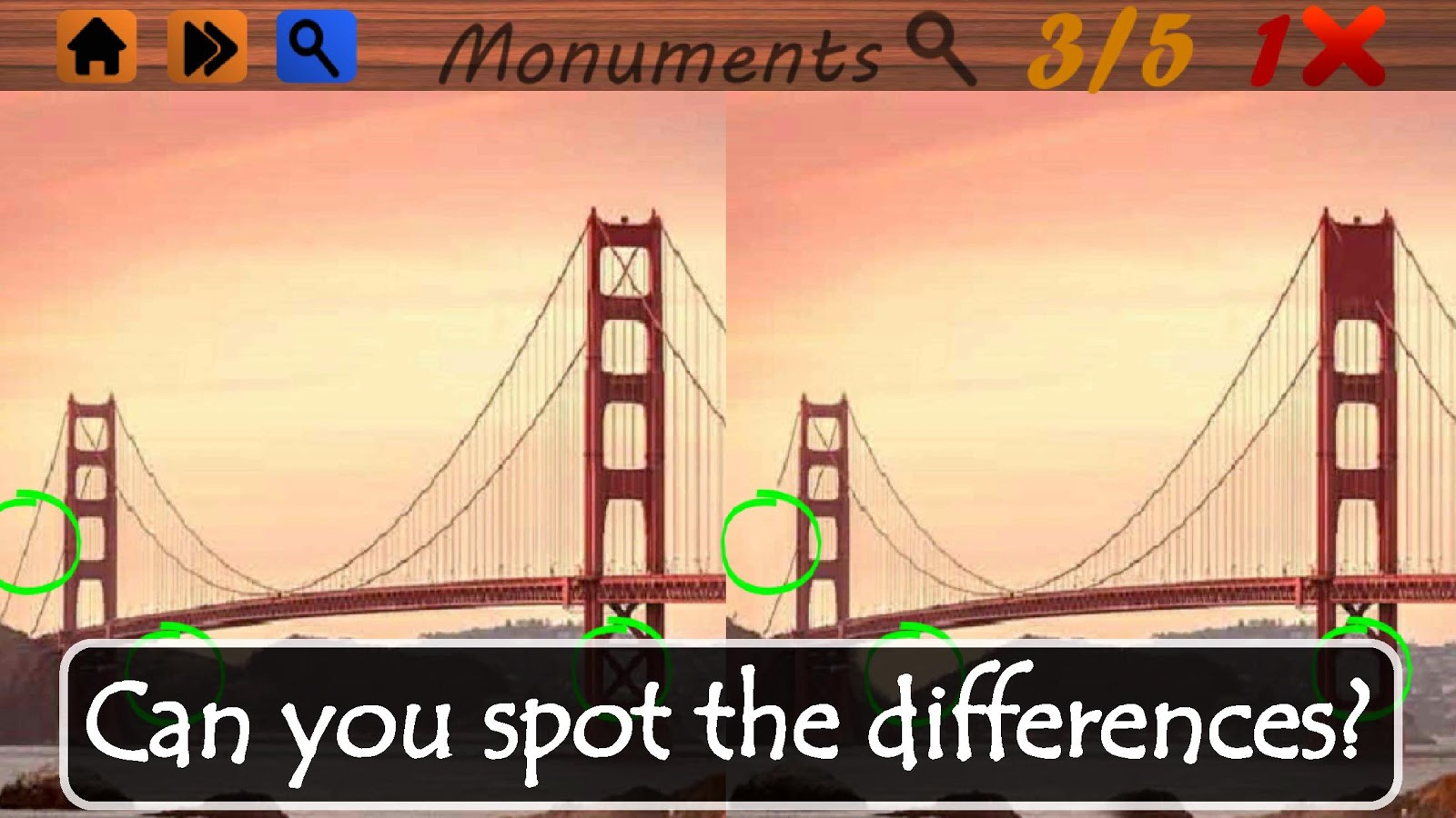 Spot the Differences Free Game- screenshot