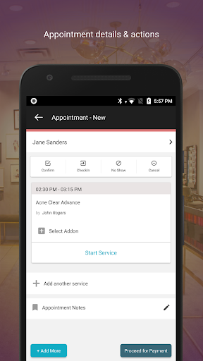 Zenoti Mobile 4.2.4 screenshots 2