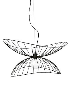 Globen Lighting Ray Taklampa Svart 70 cm - lavanille.com