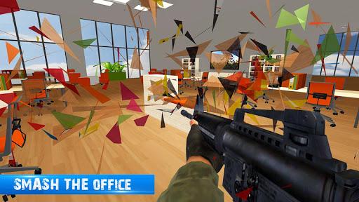 Office Smash Destruction Super Market Game Shooter 1.1.3 screenshots 5
