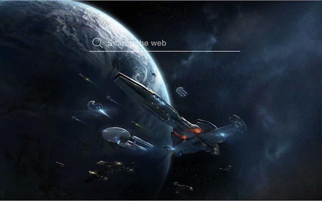 Star Trek Fleet Command Wallpaper Game