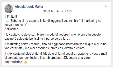 opinioni Michela Ferracuti