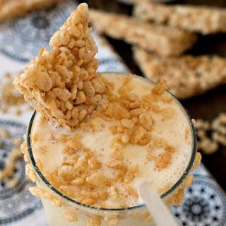 Marshmallow Crisp Milkshake