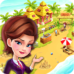 Resort Tycoon : Hotel Paradise Story Icon