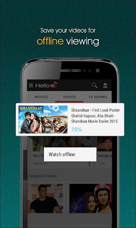 HelloTV - Free Live Mobile TV 2.2 screenshot 221766