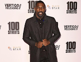 Idris Elba had to return to Luther