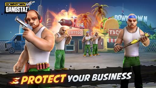 Downtown Gangstas: Gangster City - Hood Wars 0.3.81 screenshots 7