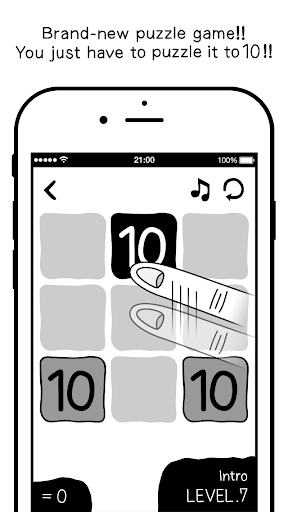 Puzzle it to 10