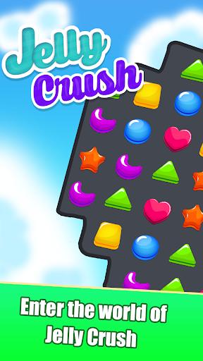 Jelly Pastry Crush Paradise