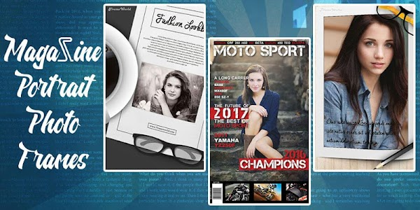 Photo Magazine Frame World screenshot 7