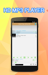 Music Player without WiFi - náhled