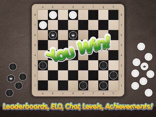 Checkers Plus - Board Social Games screenshots 12