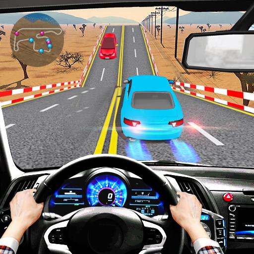 Car Rider: Highway Racing Fun In Car