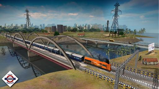 Indian Train Simulator  screenshots 6
