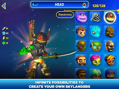 Skylanders™ Creator screenshot 8