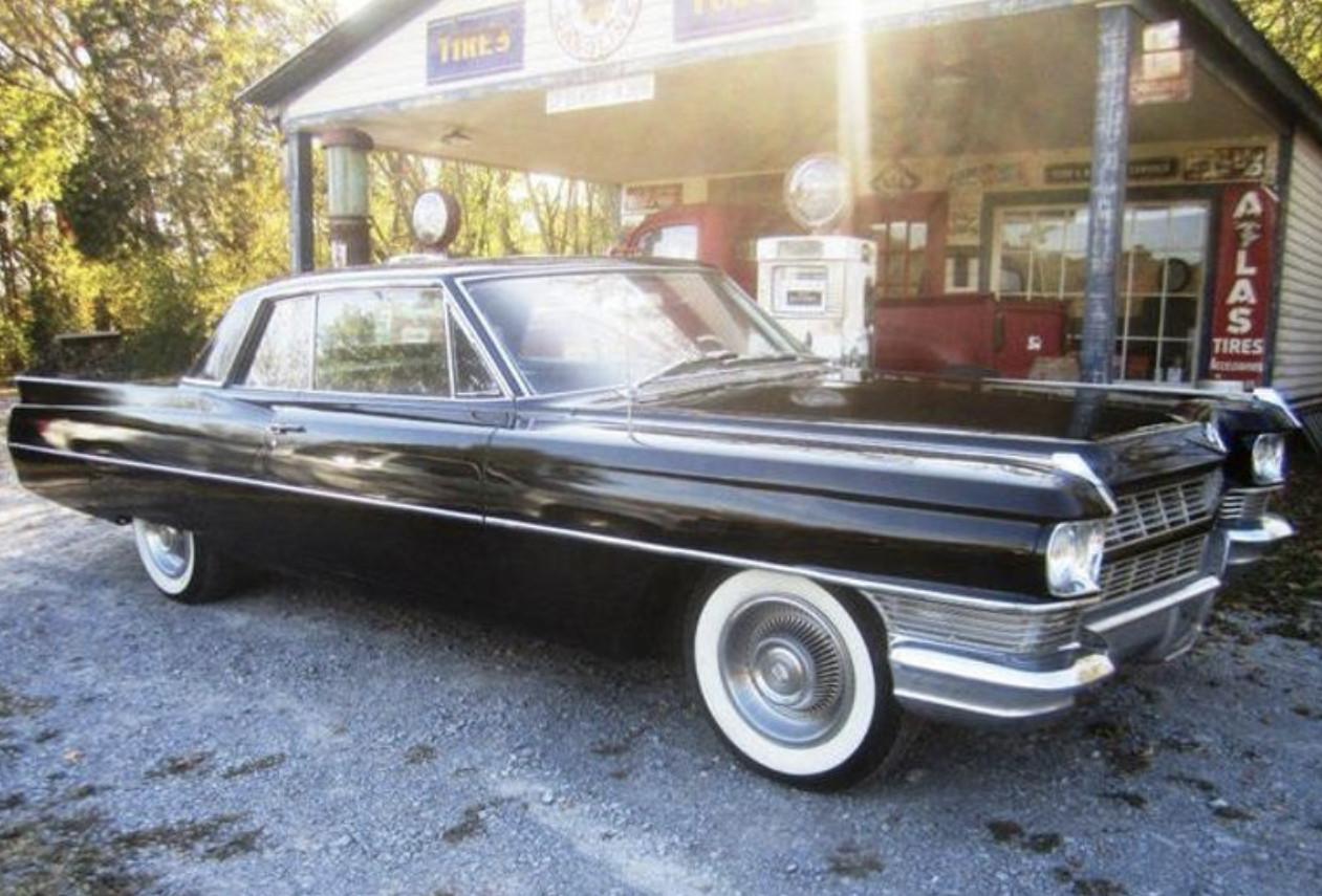 1964 Cadillac Coupe De Ville in Nashville Hire Lebanon