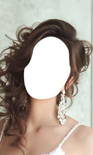 Wedding Hairstyle Photo Salon - náhled