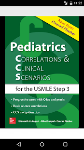 Pediatrics CCS USMLE Step 3- screenshot thumbnail