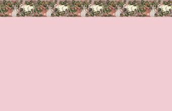 Photo: E13-Papeles-conejitos rosa