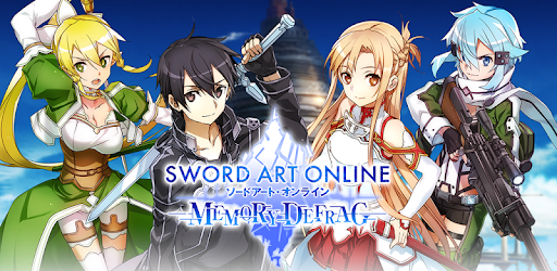 SWORD ART ONLINE;Memory Defrag for PC