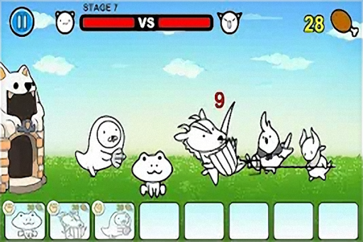 Milky Animals Cute Game 8.0 de.gamequotes.net 4
