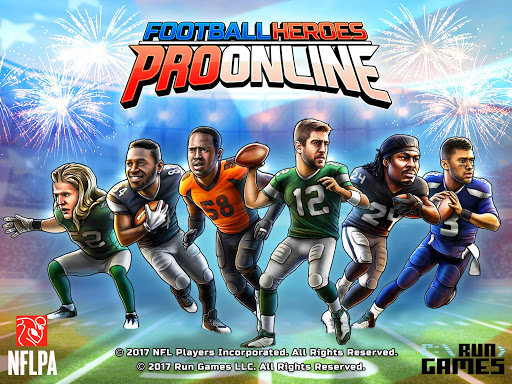Football Heroes Pro Online - screenshot
