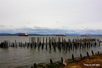 Photo: (Year 2) Day 346 - Big Boats at Anchor