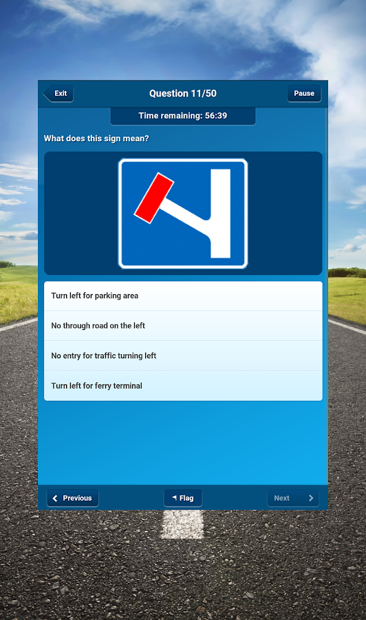 Driving Theory Test Free      for Car Drivers   Android Apps on     Driving Test Success