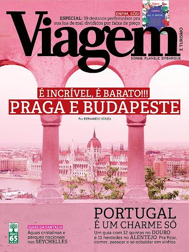 Revista Viagem e Turismo