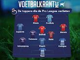 Deze elf toppers moeten we dit seizoen missen in de Jupiler Pro League