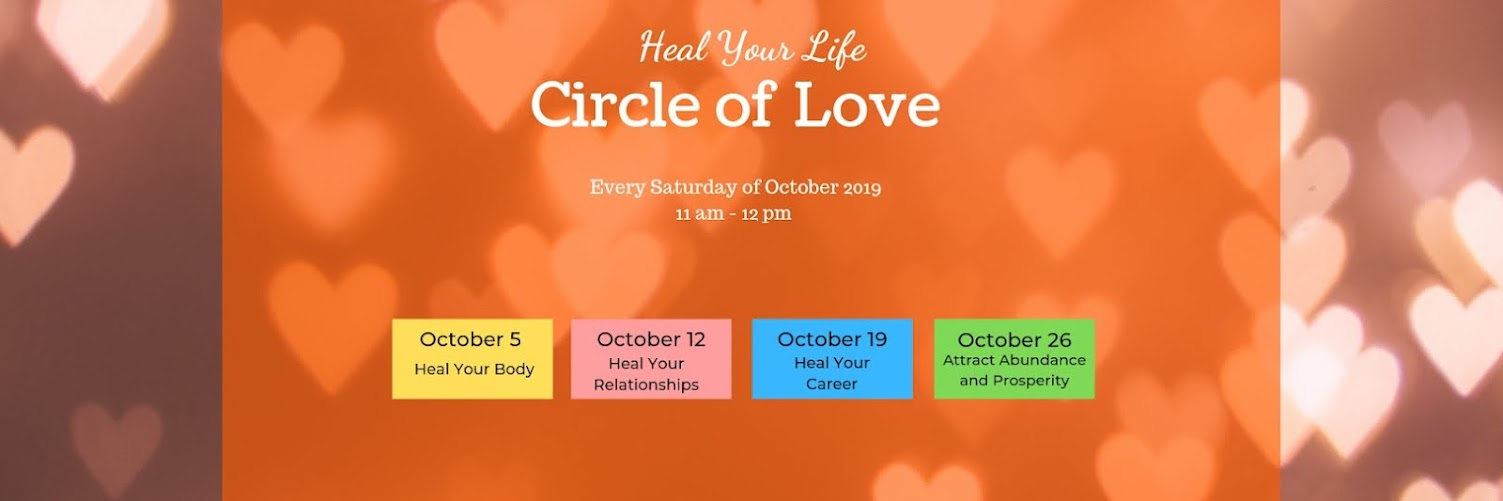 Heal Your Life Circle of Love