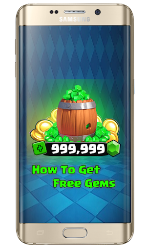 Max Gems For Clash Royale Tricks for PC