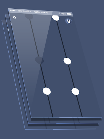 dots γ | Double Color Switch 2.0 screenshot 1498374
