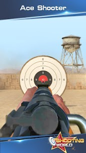 Shooting World – Gun Fire Apk MOD (Unlimited Coins) 2