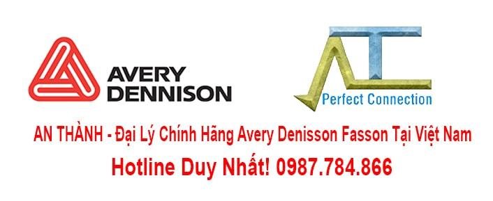 Đại lý bán giấy decal nhiệt FASSON AVERY tại Hà Nội
