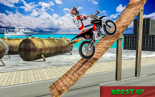 Tricky Bike Tracks 3D 1.0 screenshots 5