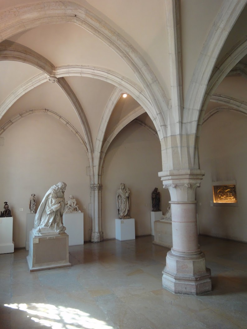Salle du Chapitre au Musée des Beaux-Arts à Dijon