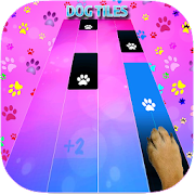 Piano Tiles Doggy