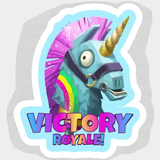 Battle Royale Stickers - WAStickersApp