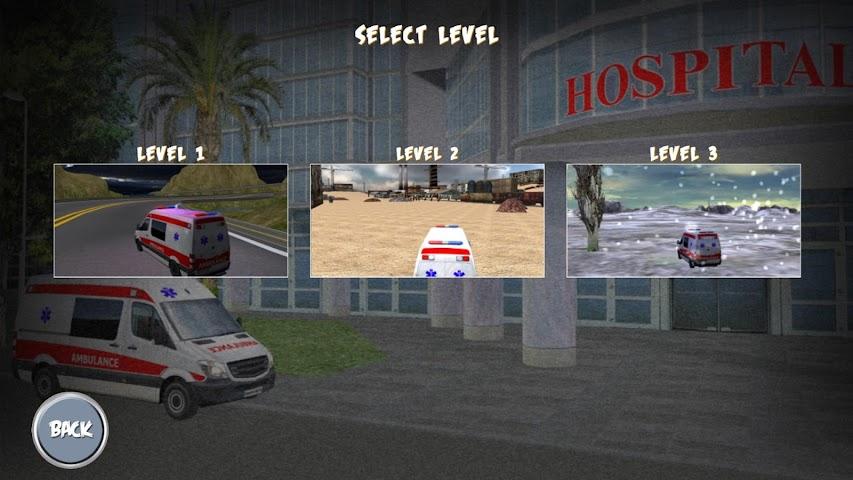 android 911 Rescue Simulator 2016 Screenshot 8