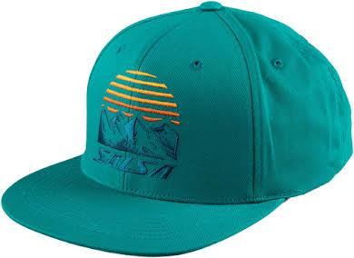 Salsa Summit Trucker Hat - Blue Spruce, One Size alternate image 3