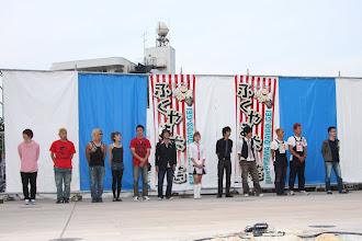 Photo: 商店街賞受賞者