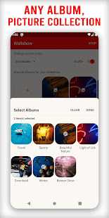 Wallshow - Wallpaper Slideshow. Offline Wallpaper. for PC-Windows 7,8,10 and Mac apk screenshot 9