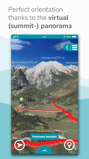RealityMaps: 3D map with tours, GPS navigation 0.1.9.200812 screenshots 6