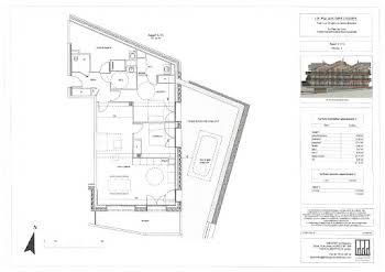 Appartement 3 pièces 97,19 m2